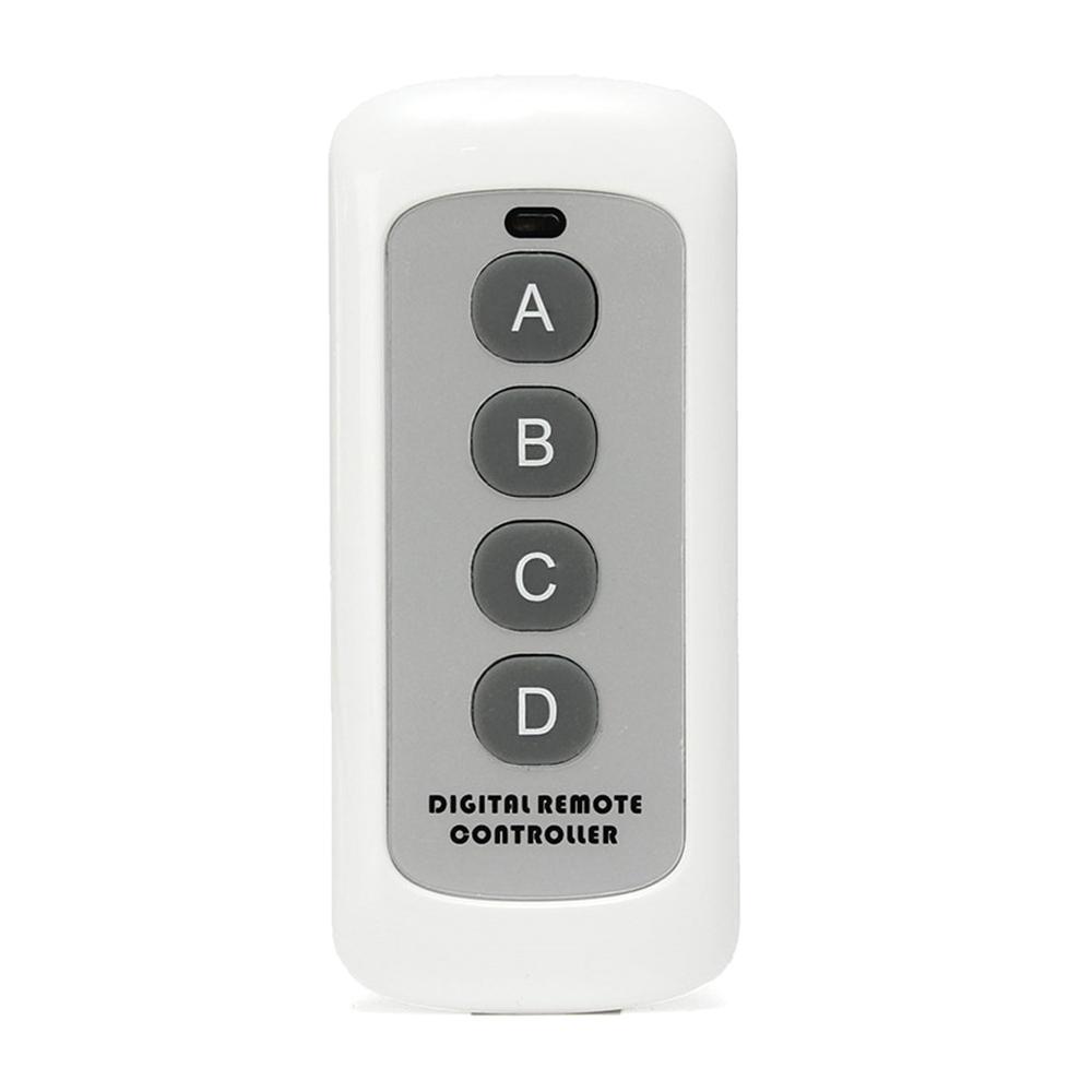 433MHz 4 Кнопка EV1527 Код Дистанционное Управление Переключатель RF-передатчик Беспроводной ключ для открывания дверей для дверей