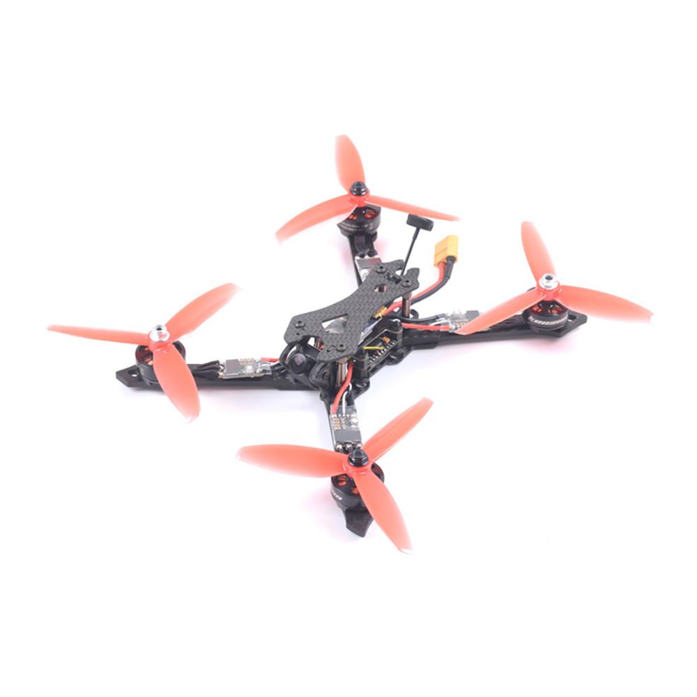 SKYSTARS STX225 DIY Version 225mm RC FPV Racing Drone PNP w/ F4 OSD 35A RGB LED 1200TVL 40CH 600mW VTX