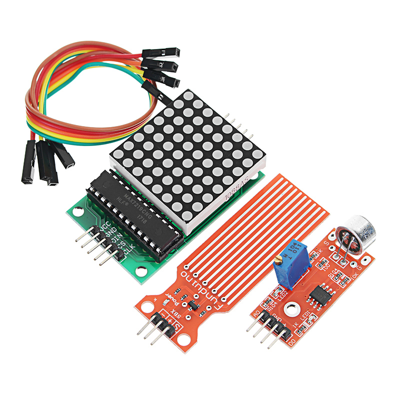Geekcreit Mega 2560 - The Most Complete Ultimate Starter Kits For Arduino based boards 7