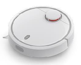 Original Xiaomi Mijia Smart Robot Vacuum Cleaner LSD and SLAM 1800Pa 5200mAH with APP Control