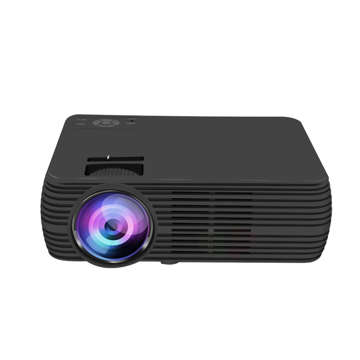 X5LCDПроекторПоддержка7000люмен 1080p HD Мультимедийный домашний кинотеатр Умный домашний кинотеатр LED Проектор HDMI VGA AV SD USB фото