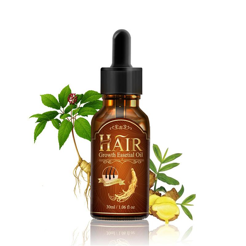 30 ml de cheveux liquides de croissance de cheveux renforcent l'essence