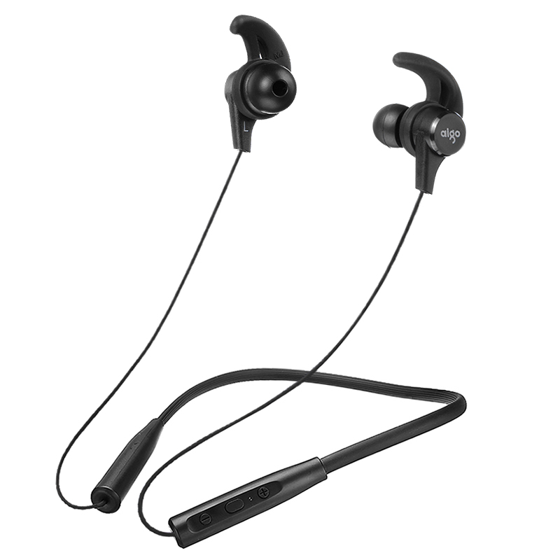 Aigo W06 Wireless bluetooth Earphone IPX5 Waterproof CVC6.0 CSR8645 HiFi Stereo Mic Headphone