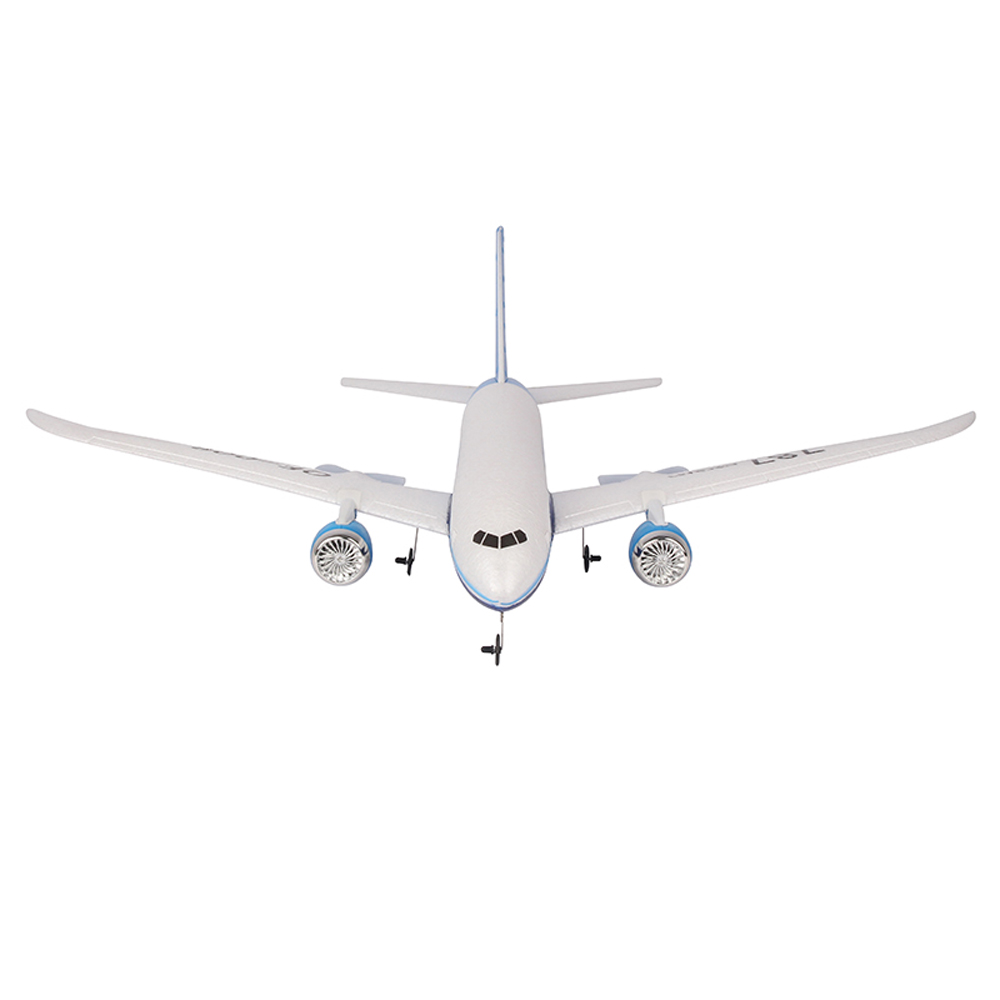 QF008-Boeing 787 550mm Wingspan 2 4GHz 3CH EPP RC Airplane Fixed Wing RTF  Scale Aeromodelling