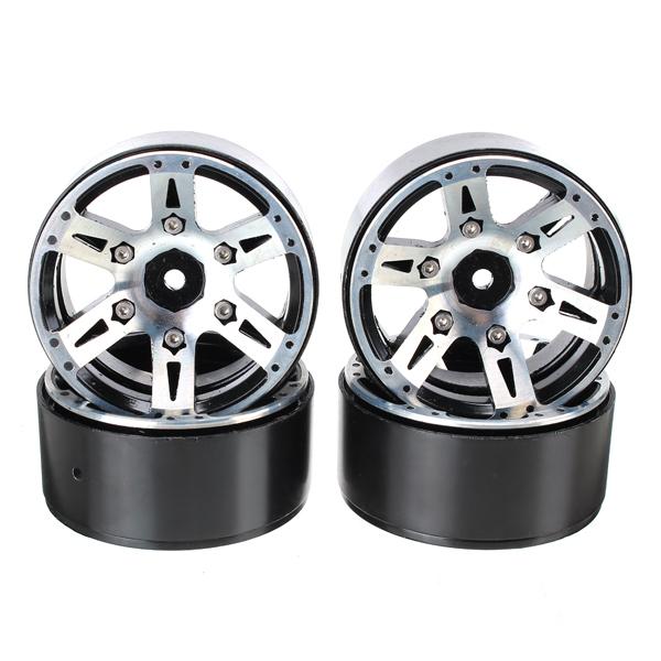 AUSTAR 4PCS Aluminum Alloy Wheel Hub AX-615 12mm Hex Fo