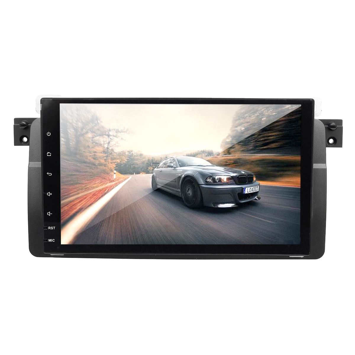 9 дюймов Android 8,0 Авто Стерео GPS Сб Навигация OBD DAB WiFi для BMW E46 M3 Rover 75 MG ZT
