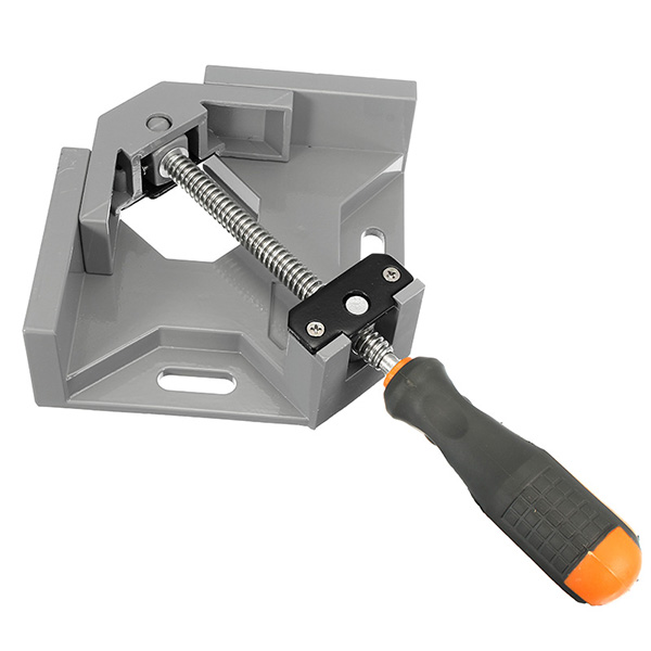 90Degree Right Angle Single-handle Aluminum Rectangular Carbide Woodworking Vise