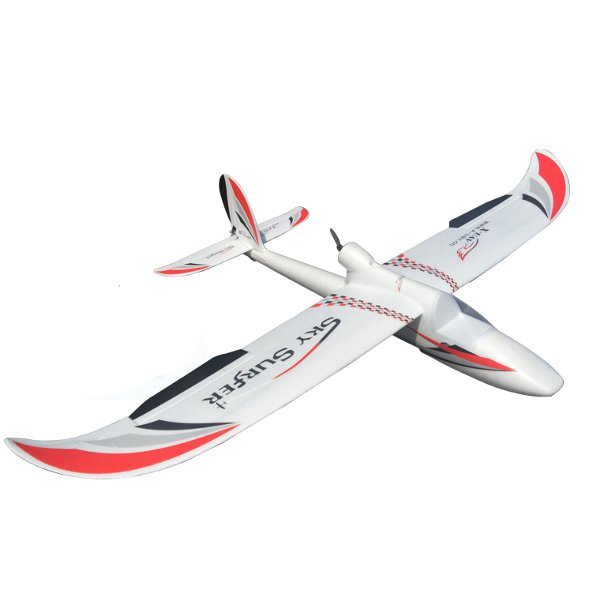 X-UAV Sky Surfer X8 1400mm Wingspan FPV Aircraft RC Airplane KIT