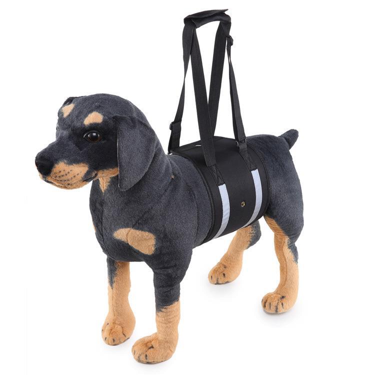 ТалиядлясобакGogHarnessPet Protection Ремень Nylon Застежка для талии Ремень Спортивные беговые поводки для собак