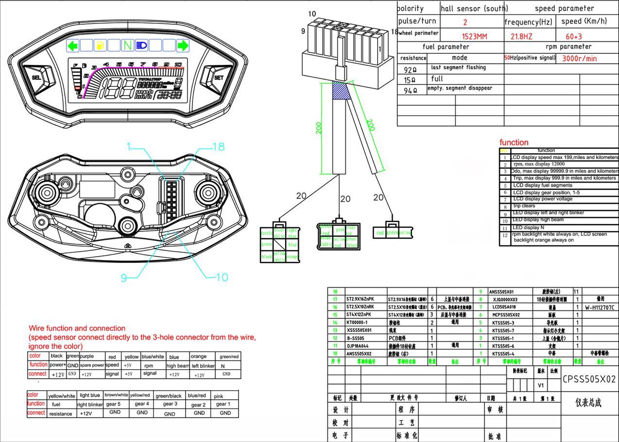 diagram] wiring diagram universal speedometer full version hd quality universal  speedometer - venndiagramprintable.djamano.fr  djamano