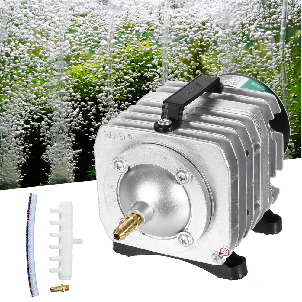 45W 220V 70L/Min Air Compressor For Aquarium