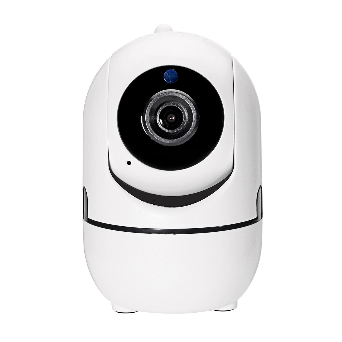 1080P HD Réseau de caméras IP sans fil réseau Wifi Vision nocturne intérieure