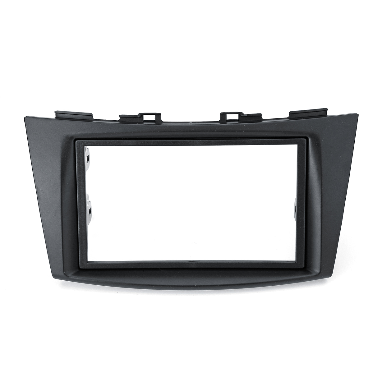 Car Dashboard Stereo Radio Fascia Panel with Plate Frame Adapter For Suzuki Swift 2011-2016
