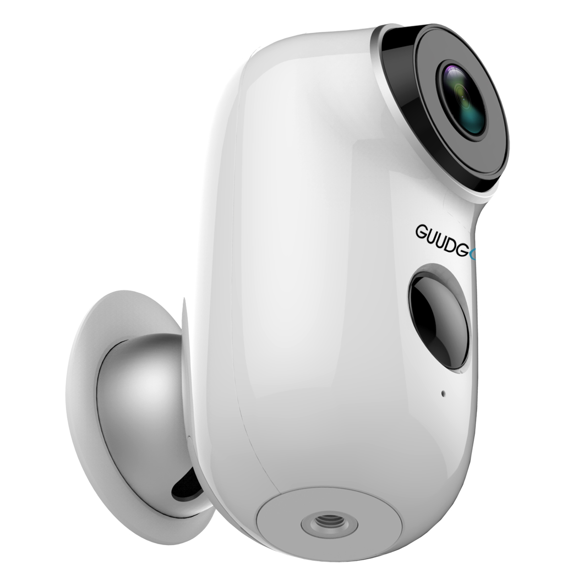 Battery Operated Security Camera >> Guudgo A3 And Solar Panel 1080p Wireless Rechargeable Battery