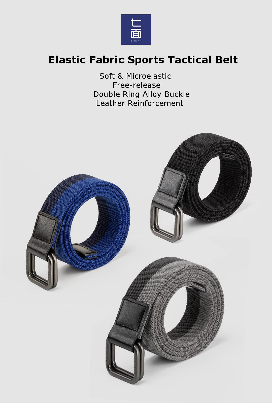 Stupendous Qimian 110 130Cm 3 8Cm Width Quick Release Buckle Elastic Fabric Sports Leisure Tactical Belt From Xiaomi Youpin Lamtechconsult Wood Chair Design Ideas Lamtechconsultcom