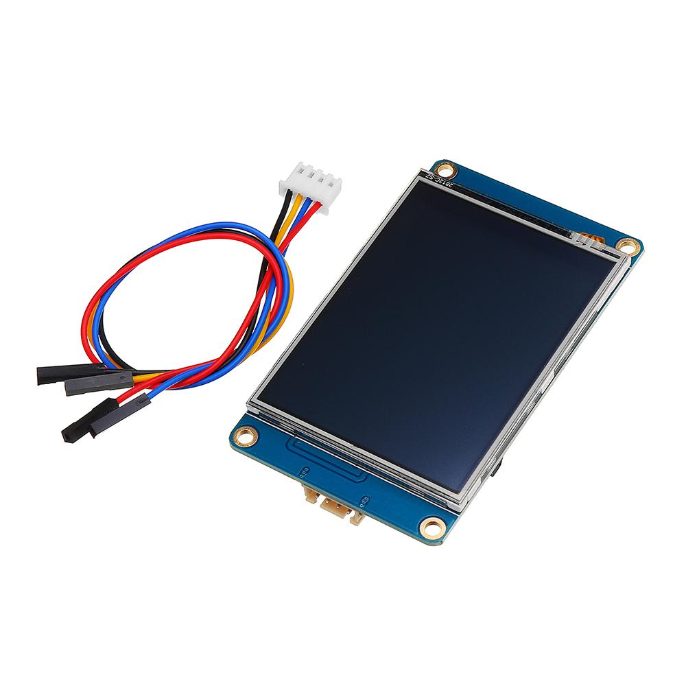 Nextion NX3224T028 2.8 Inch HMI Intelligent Smart USART UART Serial Touch TFT LCD Screen Module For Raspberry Pi Arduino Kits 12