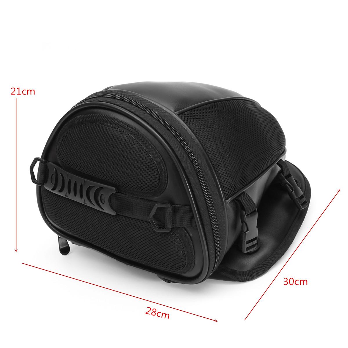 b3a54c031 Motorcycle Waterproof Luggage Tail Box Tank Saddle Bag Bike Sports Gear Case
