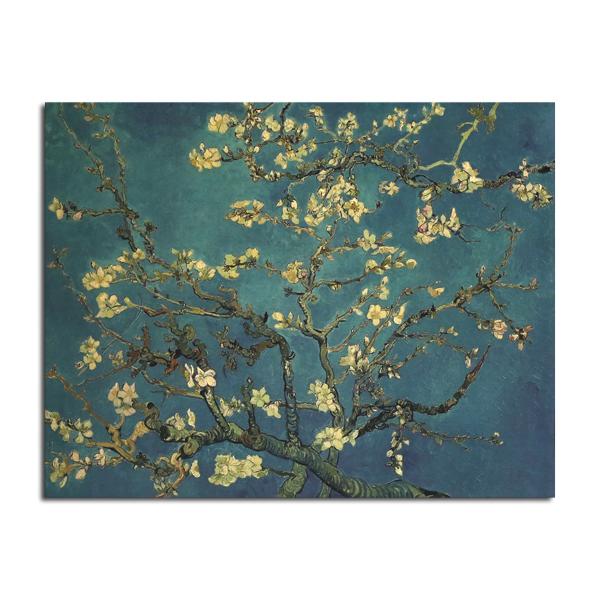 Van Gogh Aprikosen-Plakat Kraftpapier-Wand-Plakat DIY Wand-Kunst 18.5 Zoll X 14 Zoll