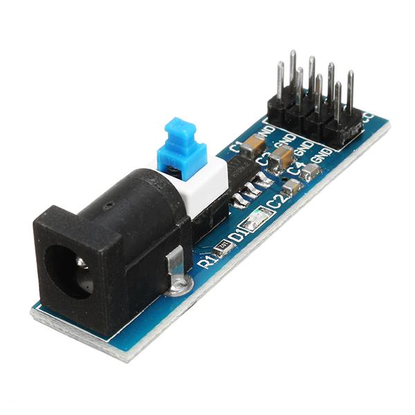 AMS1117 Модуль питания 3,3 В с DC Разъем и коммутатором