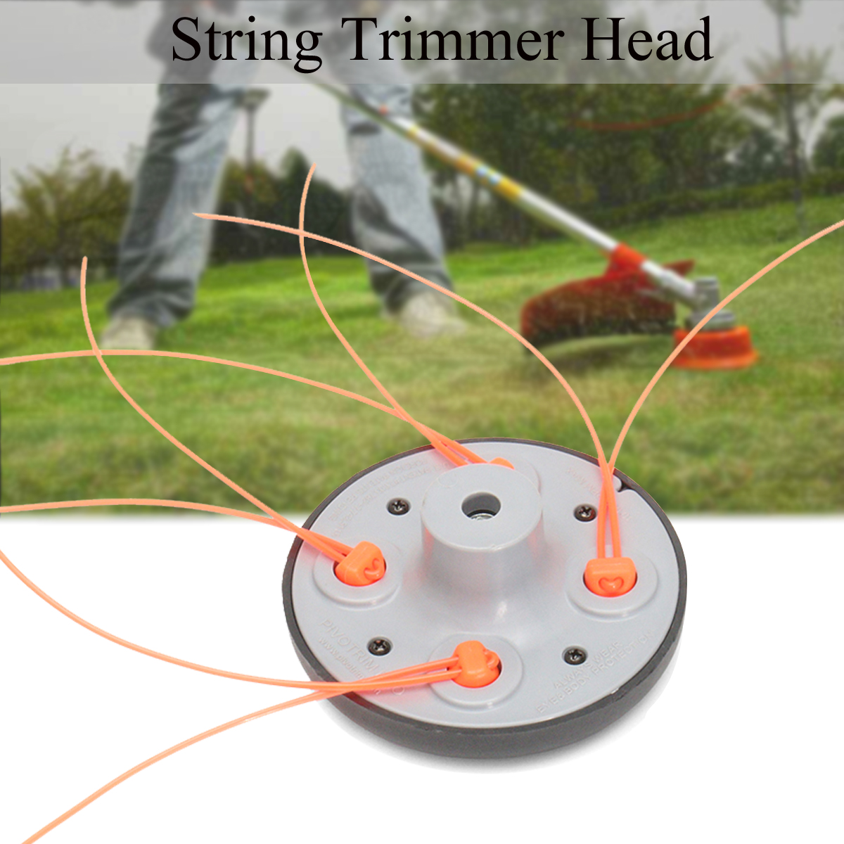Other Motorcycle Parts - Universal 4 Line Bump Speed Feed String