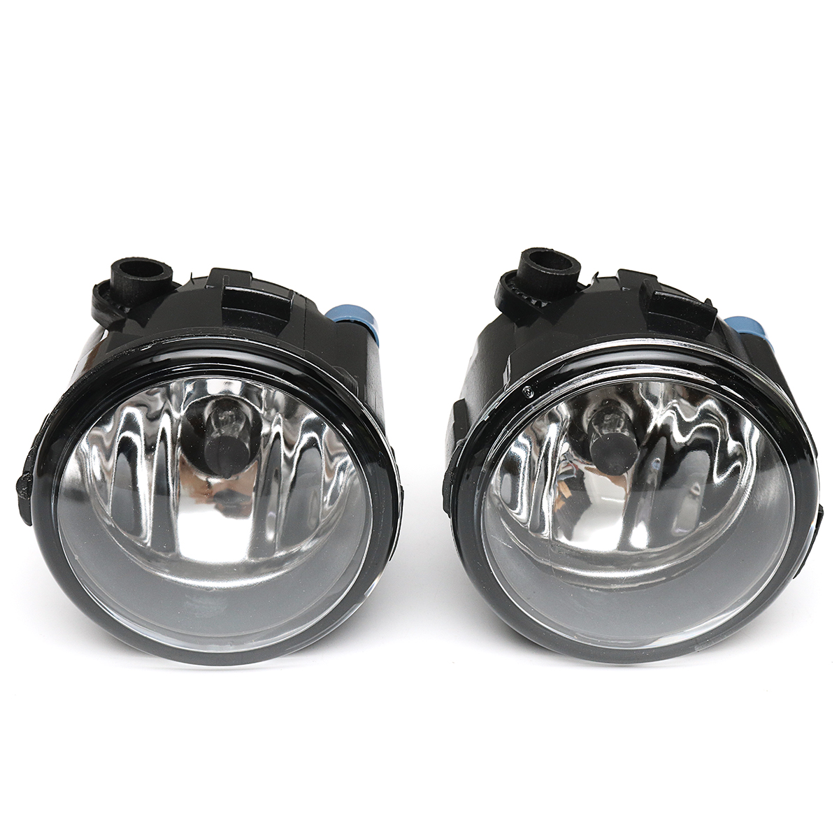 1 Pair H11 Yellow Front Car Fog Lights Front Bumper Lamp with Switch for Nissan Versa 07-11