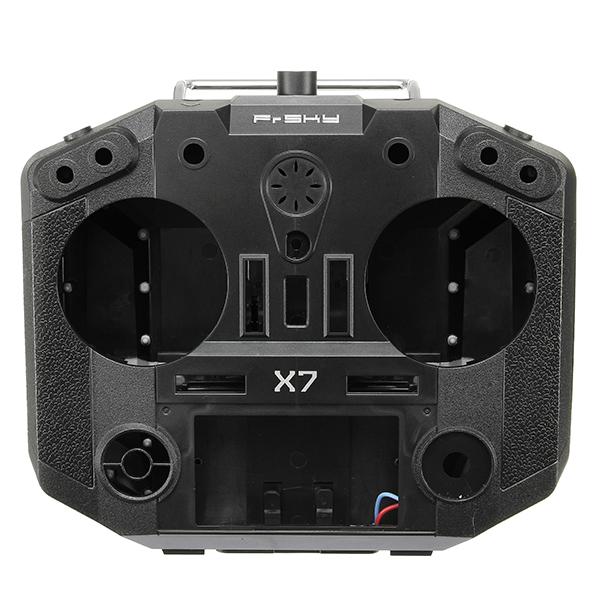 FrSky ACCST Taranis Q X7 Sender Ersatzteil Abdeckung Shell Schwarz Weiß für RC Drone FPV Racing