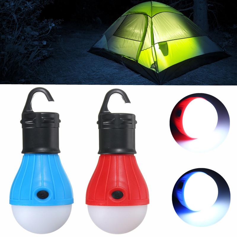 На открытом воздухе портативный висит LED палатки кемпинга свет лампы рыбалка туризм фонарь лампы ночь