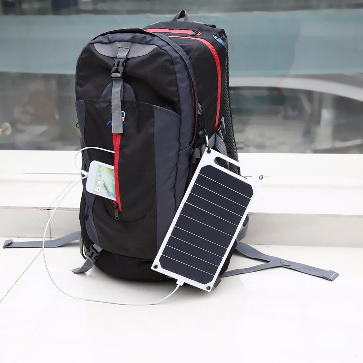 Solar Panel 5 Volt 10 Watt USB Charger