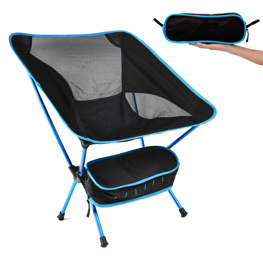 Outdoor Portable Folding Chair Ultralight Camping Picni