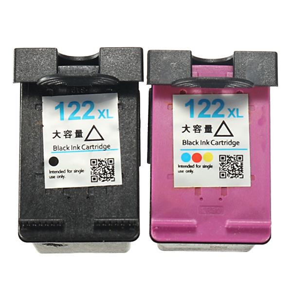 Струйный картридж Mengxiang 122XL для струйного принтера HP Deskjet 1000/1050/2000/2050