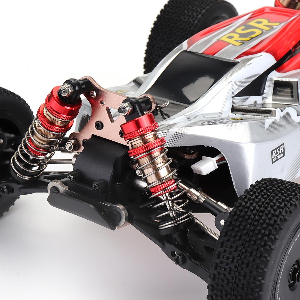 591d9e41 c306 465b bf43 9911fff6c230 Wltoys 144001 1/14 2.4G 4WD High Speed Racing RC Car Vehicle Models 60km/h Two Battery 7.4V 2600mAh