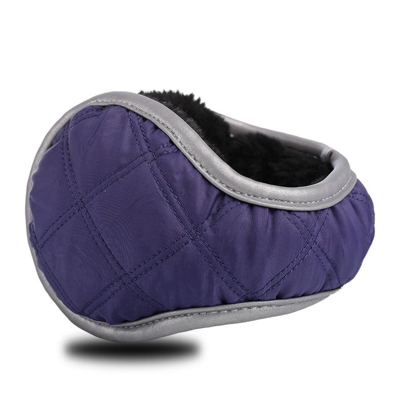 Men Women Winter Warm Plus Cashmere Earflap Outdoor Windproof Foldable Earmuffs