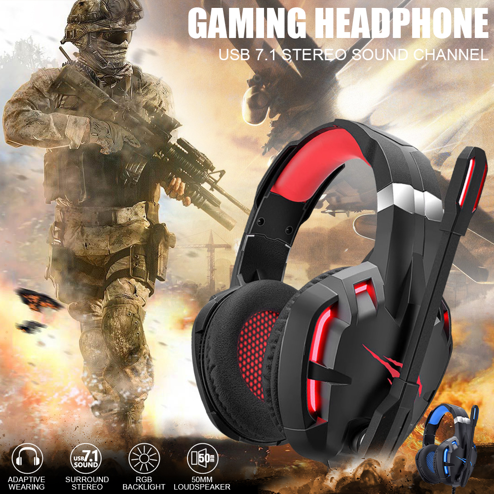 6d511aff55d havit f30 e-sports wired gaming headphone usb 7.1 stereo 50mm ...