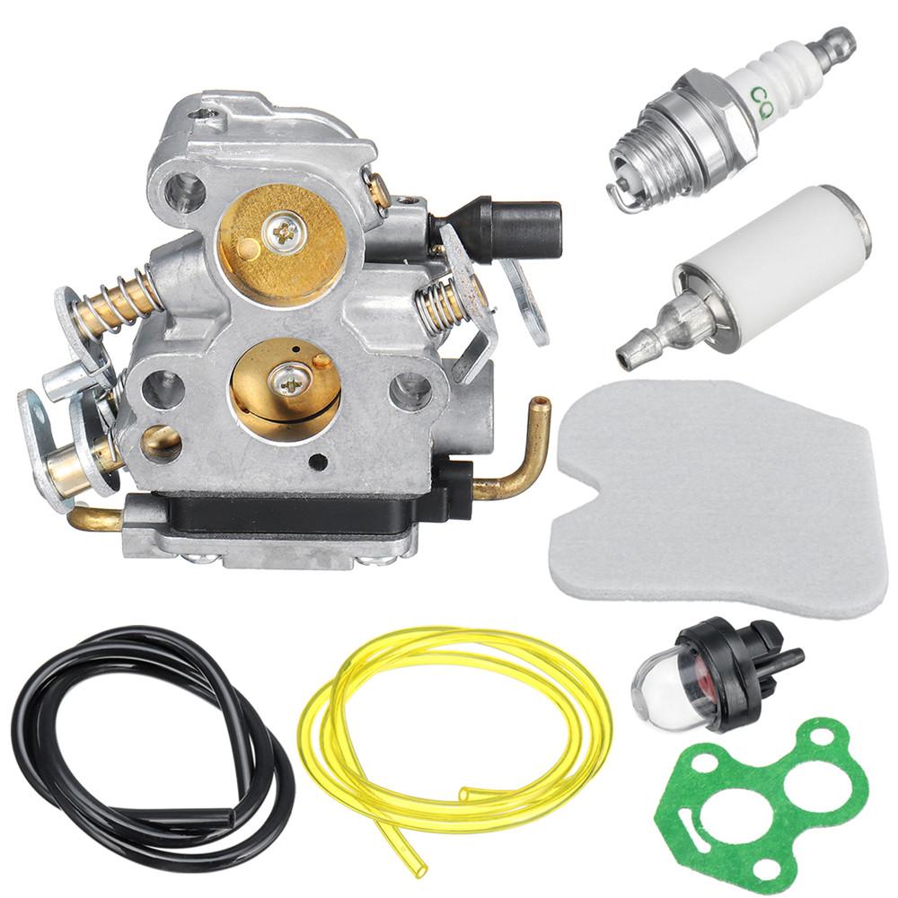 Carburetor Carb Kit For C1T-W33 Carburetor 4 Zama Husqv