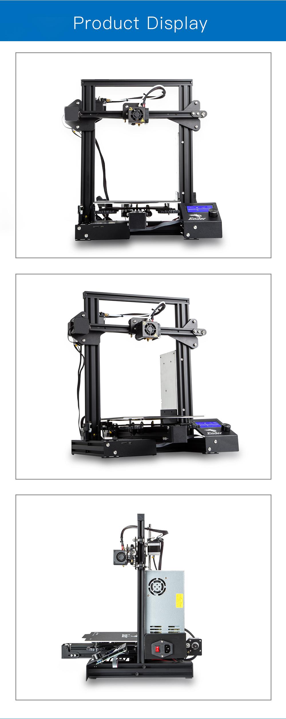 Creality 3D® Ender-3 Pro DIY 3D Printer Kit 9