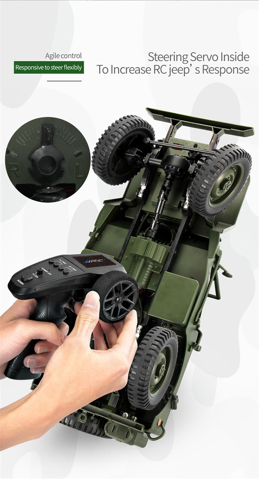 Rc Car News >> Ces News Jjrc Q65 2 4g 1 10 Jedi Proportional Control Crawler 4wd Off Road Rc Car