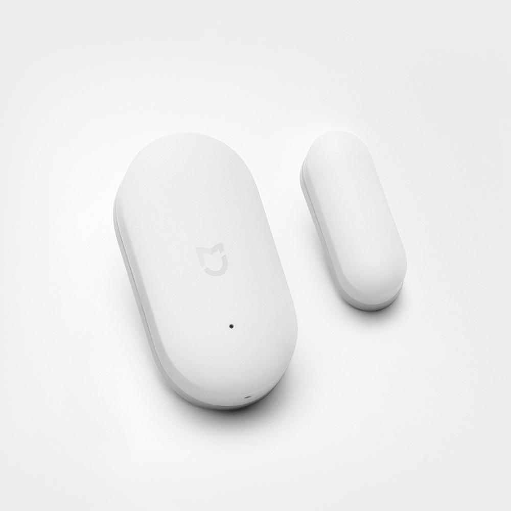 Оригинал Xiaomi интеллектуальный датчик контроля двери и окна Комплект умного дома Набор аксессуаров