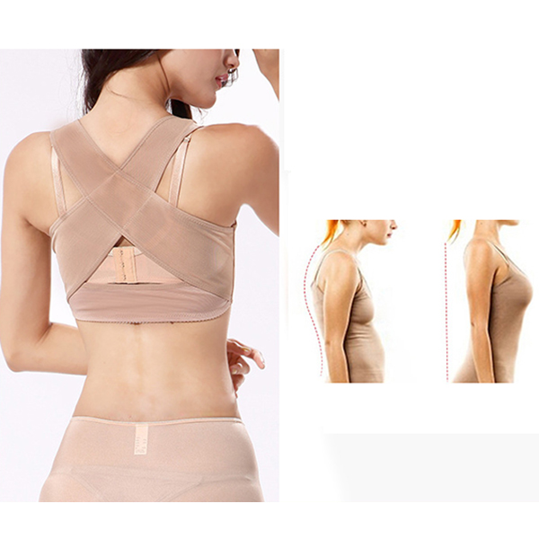 Womens Invisible Posture Corrector Brace Trainer