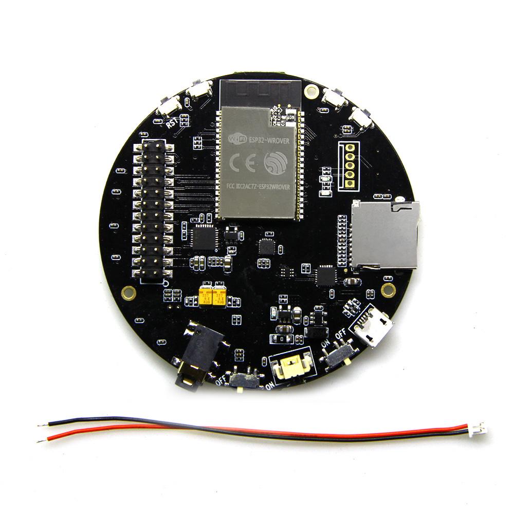LILYGO® TTGO T-audio V1.0 ESP32-WROVER SD Card Slot bluetooth WIFI Module MPU9250 WM8978 12Bits WS2812B