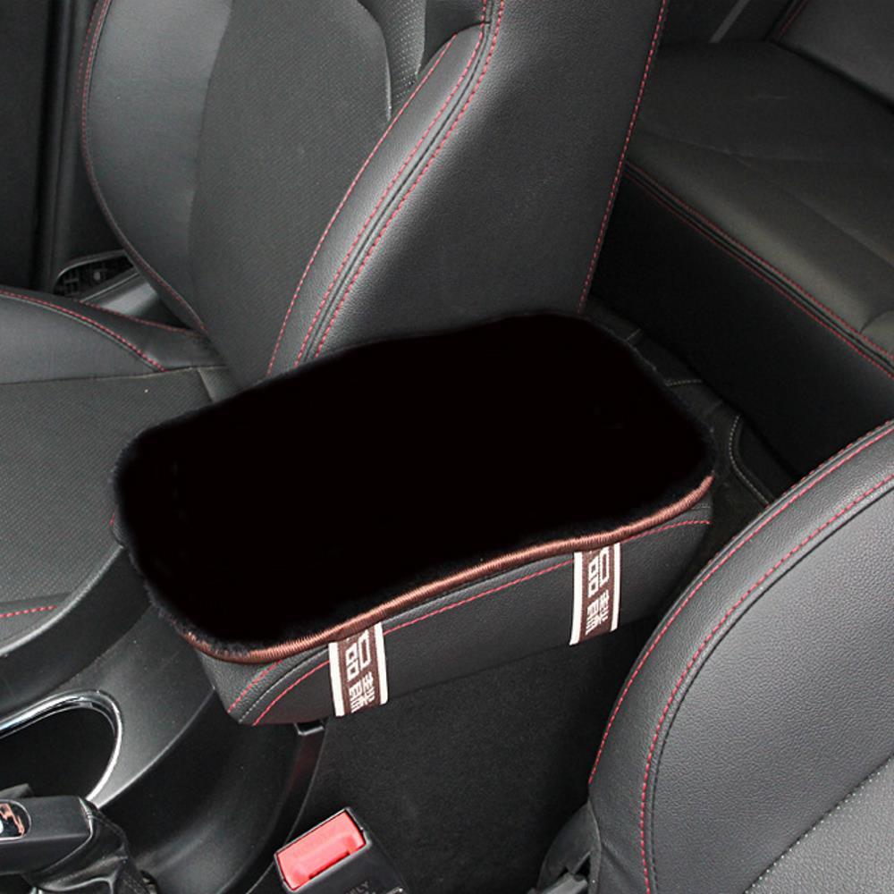 Плюшевый Авто Среднее сиденье для отдыха подлокотника Удобная подушка для подушки для подушек