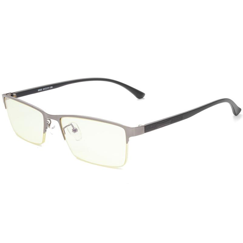 High Definition Blue Light Blocking Computer Glasses Business Anti Glare Glasses