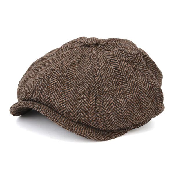 Blending Newsboy Beret Caps Outdoor Cabbie Ivy Flat Hat