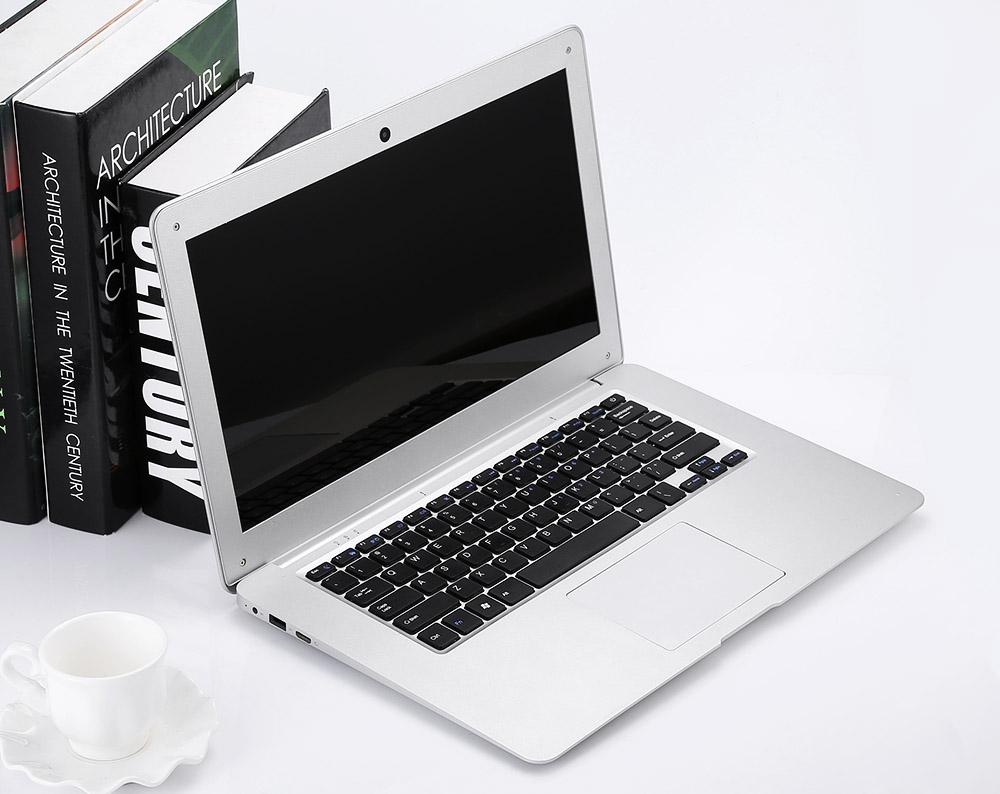 dbcc7f5e2a2f Jumper EZbook 2 Ultrabook 14.1 Inch Intel Cherry Trail Z8350 Windows 10  4GB/64GB Quad Core Laptop