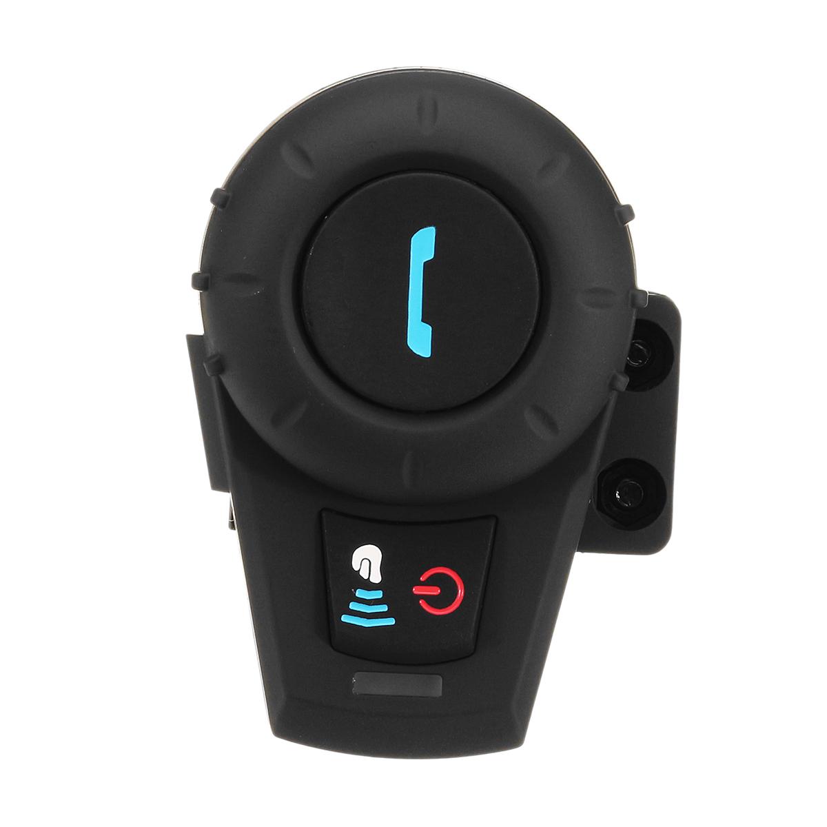 EU Plug мотоцикл Шлем Intercom 500M Headset BT Interphone С функцией Bluetooth
