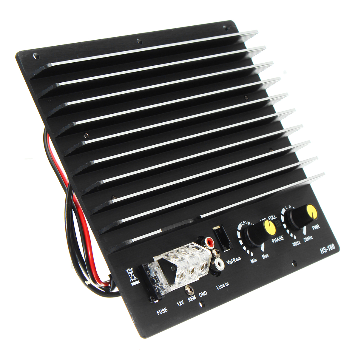 12v 1200w car speakers subwoofer high power car amplifier ...