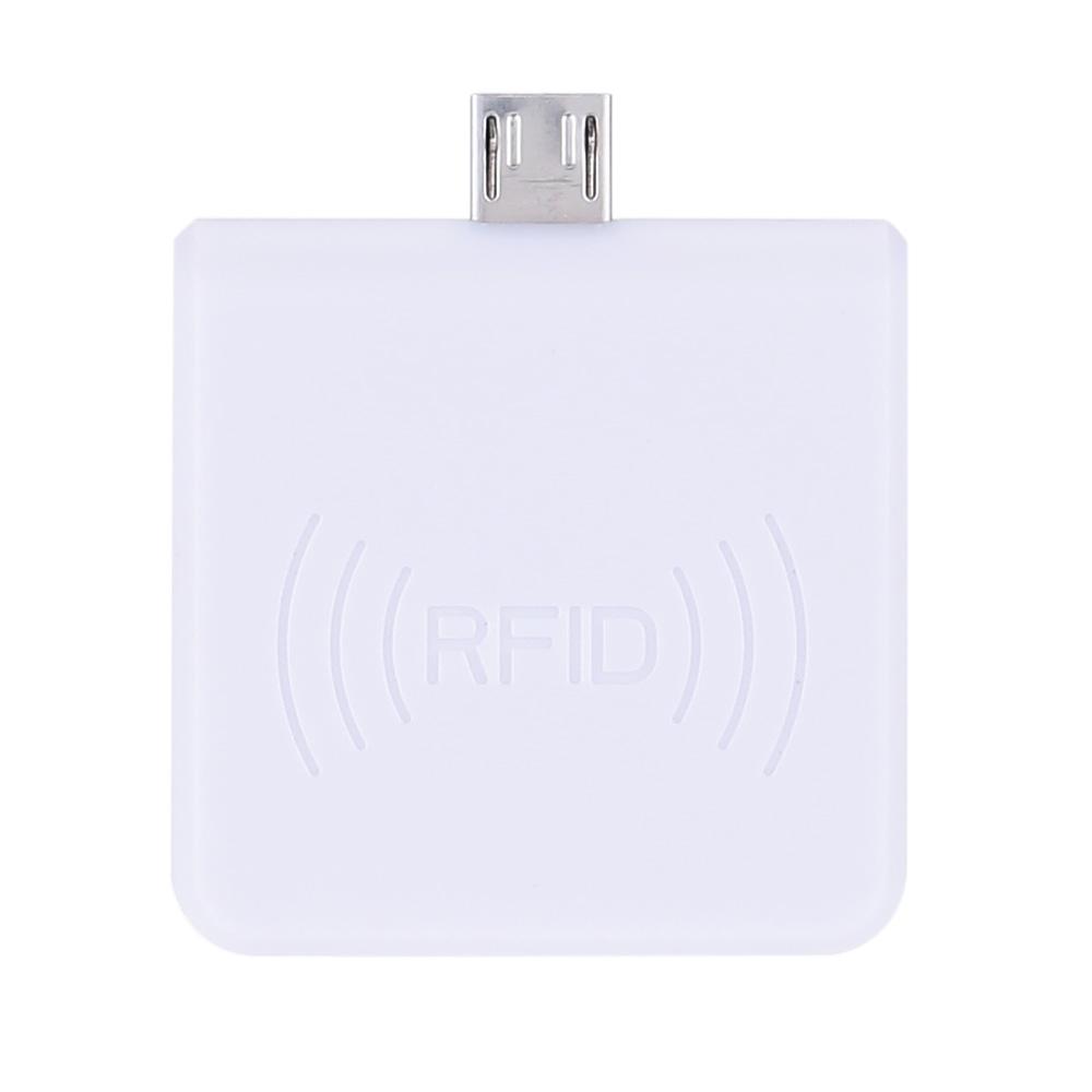 Портативный Proximity Smart 13.56MHz USB RFID IC ID Card Reader Win8 / Android / OTG Поддерживается контроль доступа R65C