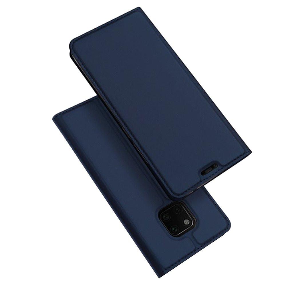 DUXDUCISФлипМагнитнаяАдсорбцияПУ Кожаный Слот Для Карты Полное Покрытие Защитный Чехол для Huawei Mate20Pro