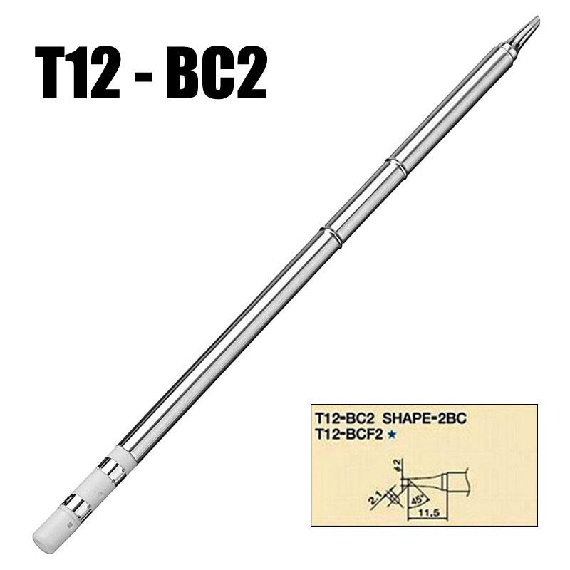 T12-BC2 Железный наконечник для паяльной станции Hakko FX-951 FX-952