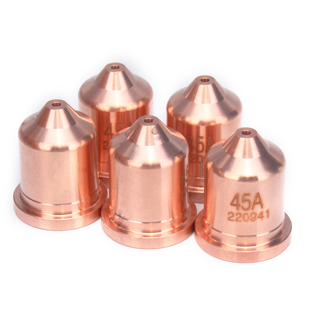 5X220941 Electrode Tip Nozzle Cutting Plasma Aftermarket Consumable For PMX 45XP