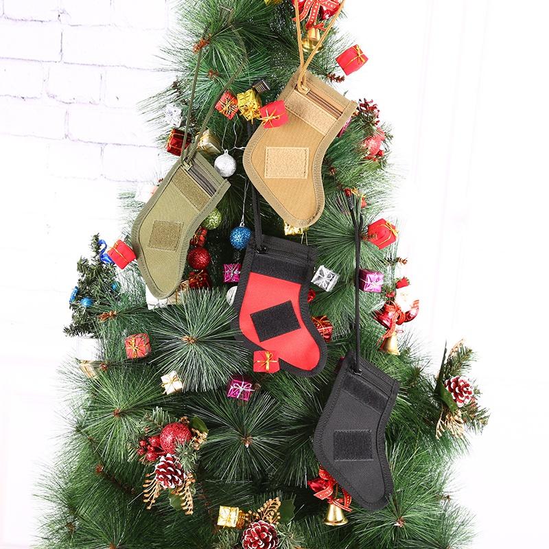 MOLLE Ремни Тактический чулок Военный Сумки для охотничьего магазина Чехлы для хранения Рождество Сумка